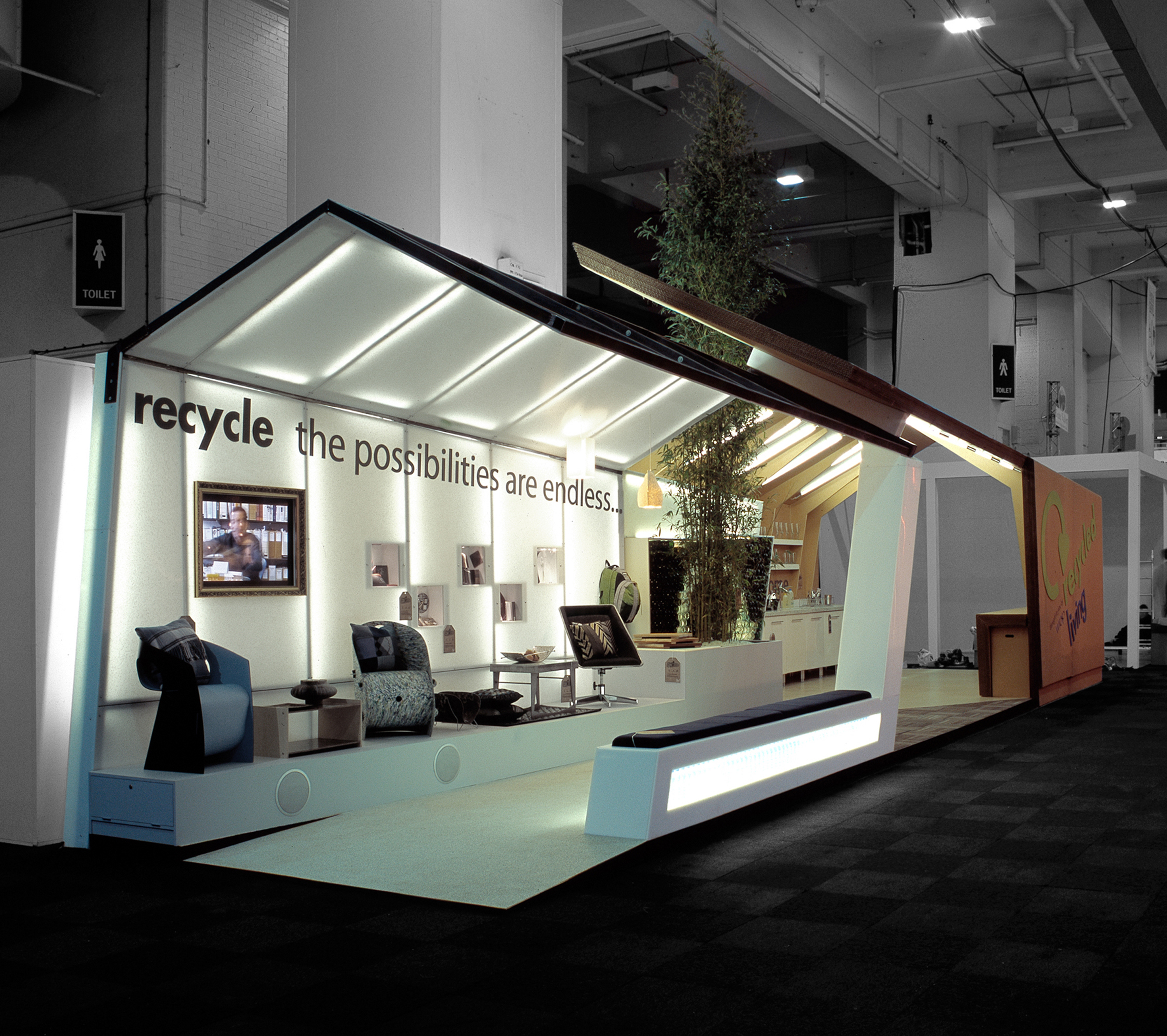WRAP Exhibition Stand